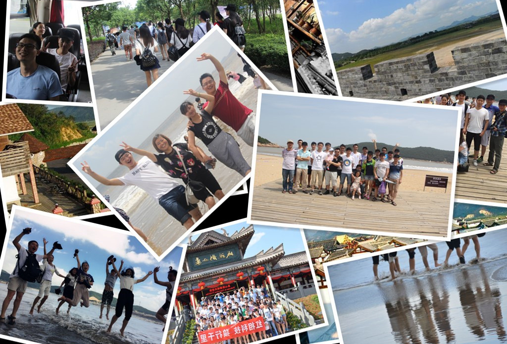 ULIRVISION group tour to Xiangshan , Ningbo