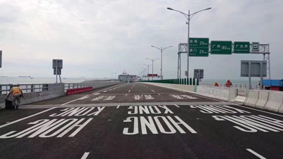 ULIRVISION wins the bid for the Hong Kong-ZhuHai-Macao Bridge Project